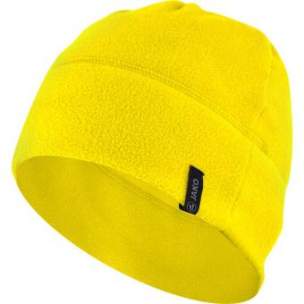 Fleecemütze gelb | 1