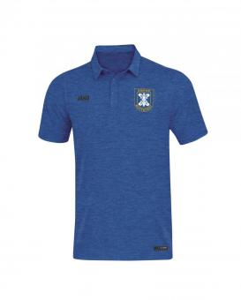 Polo Premium Basics Empor Buttstädt royal meliert | 3XL