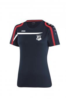 T-Shirt Performance SV Empor Erfurt marine/weiß/rot   38-40