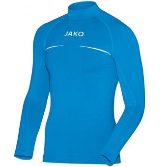 Turtleneck Comfort JAKO blau | 116/128