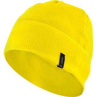 Fleecemütze gelb | 2