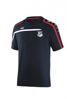 T-Shirt Performance SV Empor Erfurt marine/weiß/rot | M