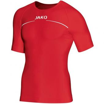 T-Shirt Comfort rot | XXL