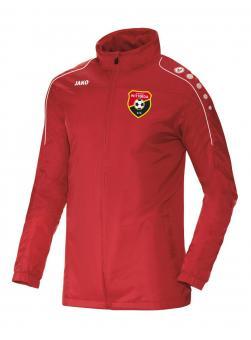 Allwetterjacke Team Sportverein Witterda rot | 140