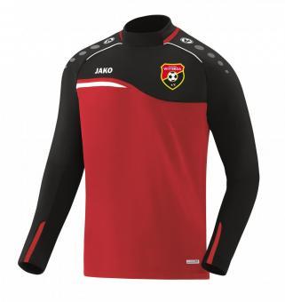 Sweat Competition 2.0 Sportverein Witterda rot/schwarz | M