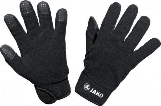 Feldspielerhandschuhe schwarz   5