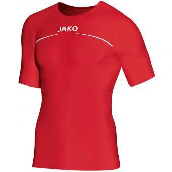T-Shirt Comfort rot | S