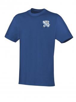 T-Shirt Team VfB 1906 Sangerhausen royal   L