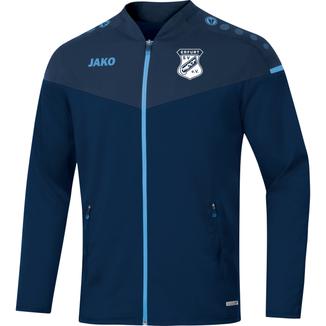 Präsentationsjacke Champ 2.0 SV Empor Erfurt marine/bleu/skyblue | M