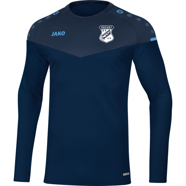Sweat Champ 2.0 SV Empor Erfurt marine/bleu/skyblue | M