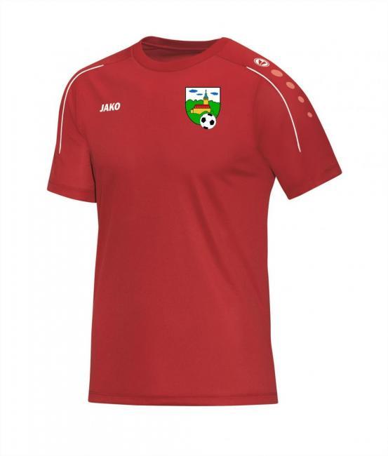 T-Shirt Classico SV 70 Tonndorf rot | 4XL