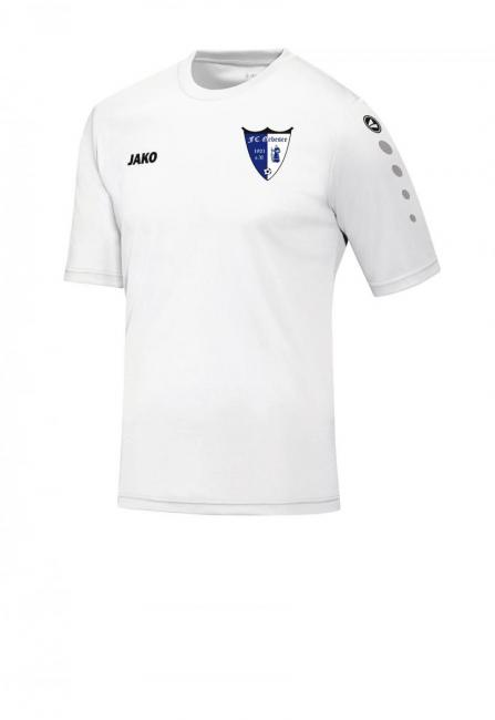 Trikot Team KA FC 1921 Gebesee weiß | M