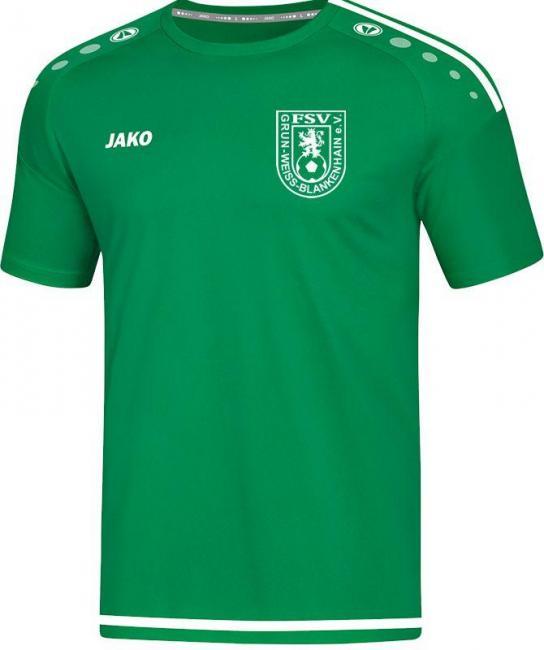 Trikot Striker 2.0 KA FSV Grün-Weiss-Blankenhain sportgrün/weiß | 152