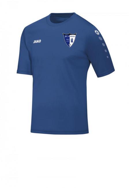 Trikot Team KA FC 1921 Gebesee royal   XXL