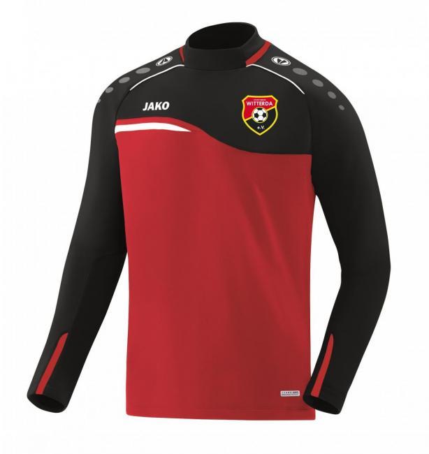 Sweat Competition 2.0 Sportverein Witterda rot/schwarz | XXL