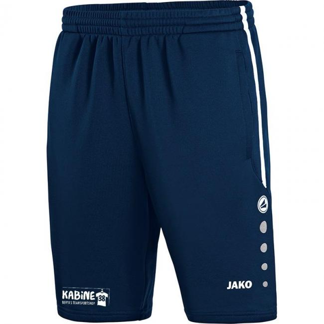 Trainingsshort Active KA38 marine/weiß | 3XL