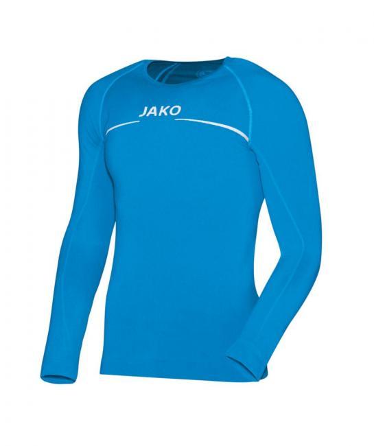Longsleeve Comfort JAKO blau | 116/128