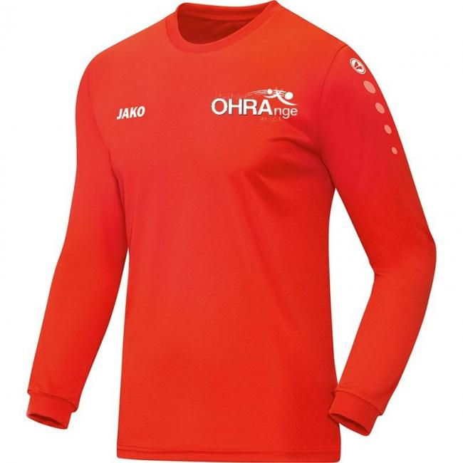 Trikot Team LA OHRAnge united flame   140