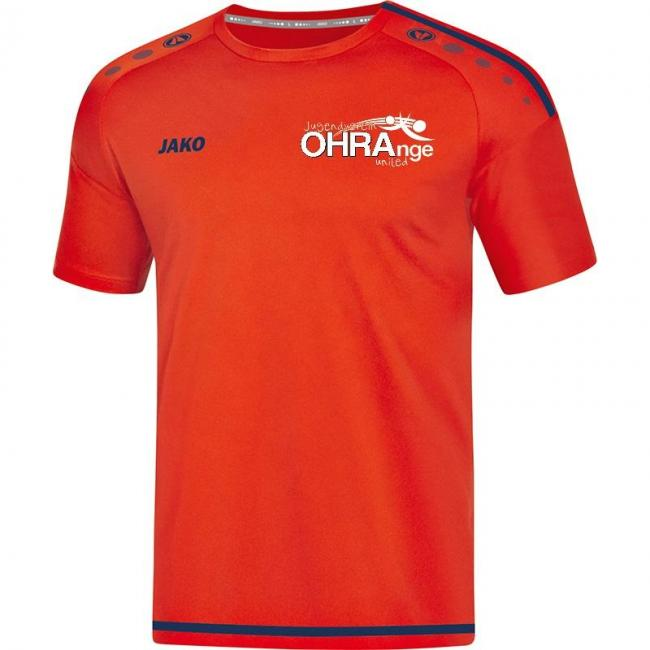 Trikot Striker 2.0 KA OHRAnge united flame/navy | XXL