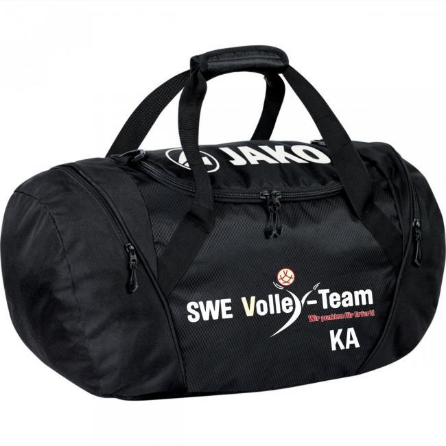 Rucksacktasche JAKO SWE Volley-Team schwarz   L