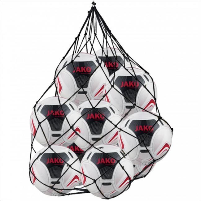 10 x Trainingsball Prestige inkl. Ballnetz