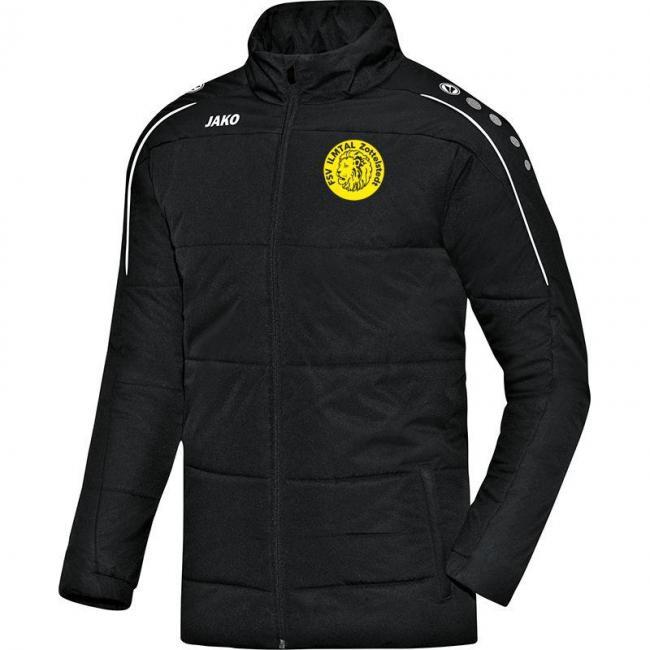 Coachjacke Classico FSV Ilmtal Zottelstedt schwarz | 3XL