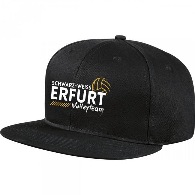 Cap Base Schwarz Weiss Erfurt Volley-Team schwarz | 02