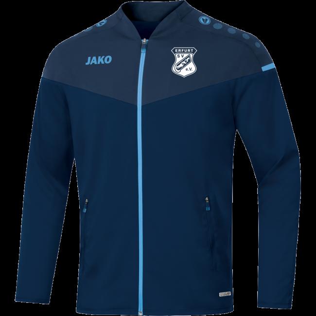 Präsentationsjacke Champ 2.0 SV Empor Erfurt marine/bleu/skyblue | 140
