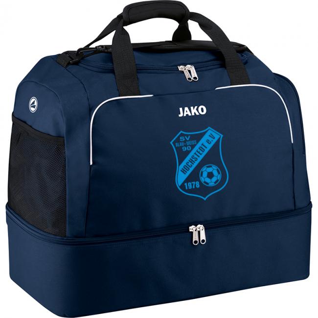 Sporttasche Classico mit Bodenfach SV Blau-Weiß 90 Hochstedt