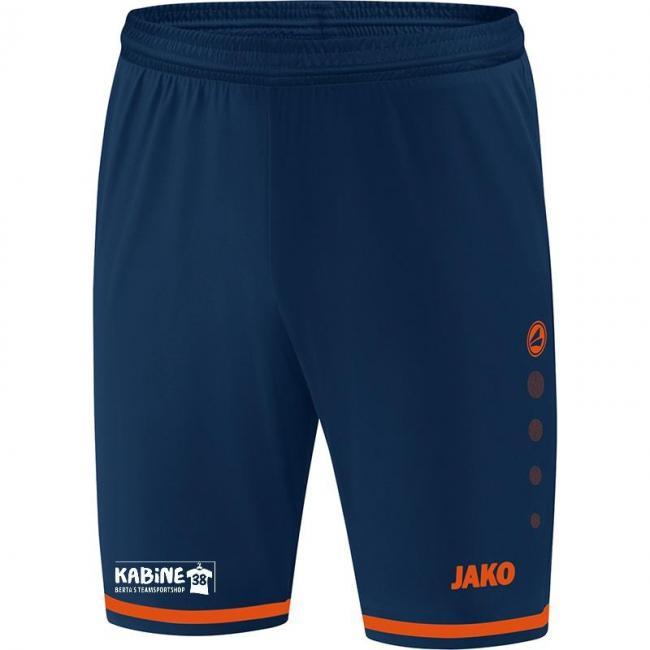 Sporthose Striker 2.0 OHRAnge united navy/flame | 140