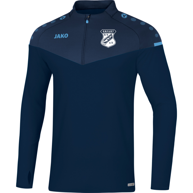 Ziptop Champ 2.0 SV Empor Erfurt marine/bleu/skyblue | 140