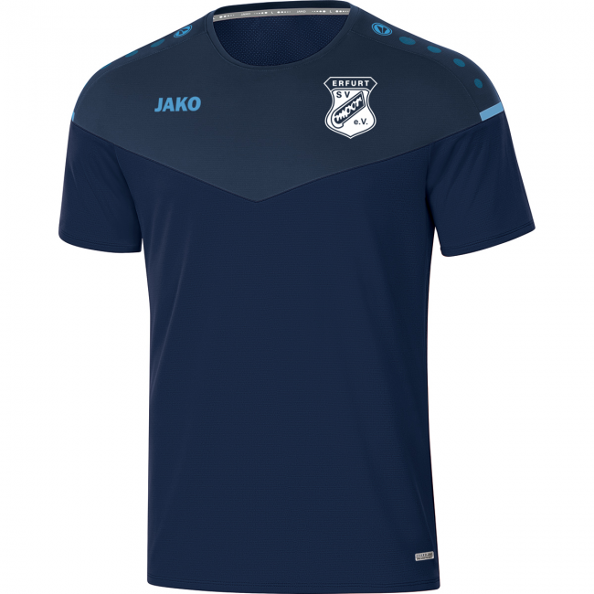 T-Shirt Champ 2.0 SV Empor Erfurt marine/bleu/skyblue | 44