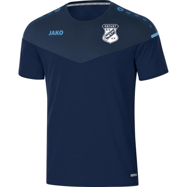 T-Shirt Champ 2.0 SV Empor Erfurt marine/bleu/skyblue | XL