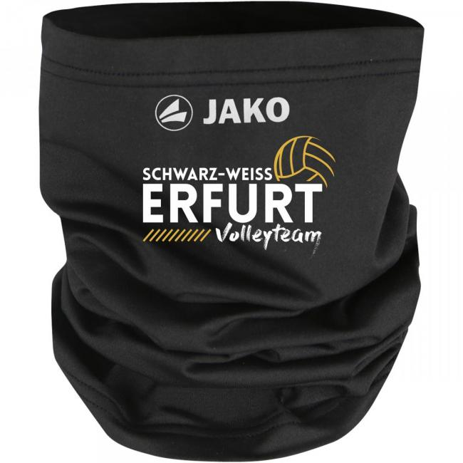 Neckwarmer Funktion Schwarz Weiss Erfurt Volley-Team schwarz | 0