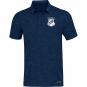 Polo Premium Basics SV Empor Erfurt  Farbe marine meliert