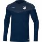 Sweat Champ 2.0 SV Blau-Weiss Büßleben 04  Farbe marine/bleu/skyblue