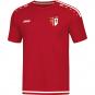 Trikot Striker 2.0 KA SV Fortuna Ermstedt  Farbe chili rot/weiß