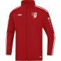 Allwetterjacke Striker 2.0 SV Fortuna Ermstedt  Farbe chili rot/weiß