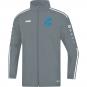 Allwetterjacke Striker 2.0 SV Blau-Weiß 90 Hochstedt  Farbe steingrau/weiß