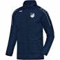 Coachjacke Classico SV Blau-Weiss Büßleben 04  Farbe marine