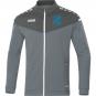 Polyesterjacke Champ 2.0 SV Blau-Weiß 90 Hochstedt  Farbe steingrau/anthra light