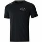 T-Shirt Run 2.0 Barfüßerschule Erfurt  Farbe schwarz