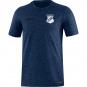 T-Shirt Premium Basics SV Empor Erfurt  Farbe marine meliert